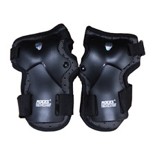 Roces Ventilated Recreational Inline Skating Wrist Guards - Black (New)