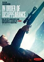 In Order of Disappearance DVD NEW