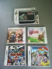 Lot jeux nintendo 3ds zelda fire emblem