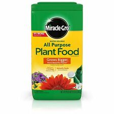 Miracle-Gro Water Soluble All Purpose Plant Food, 5.5 lb.,Fertilizer