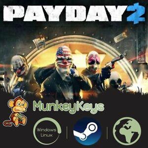 PAYDAY 2 (Steam)