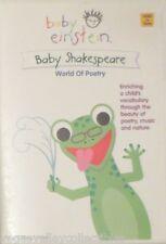 Baby Einstein Baby Shakespeare (DVD, 2002)