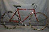 1988 Fuji Sangres SS Bike Small 54cm Super Maxy Alex Rims RT450 Steel US Charity