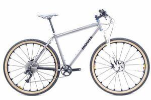 "USED Moots YBB Softail 19.5"" Titanium Mountain Bike SRAM GX 1x10 Speed Rockshox"
