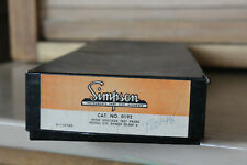 Simpson High Voltage Probe 0192 For Model# 313