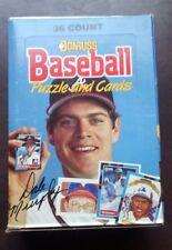 1988 Donruss Baseball Wax Box Unopened 36 Packs (15 cards/pack)
