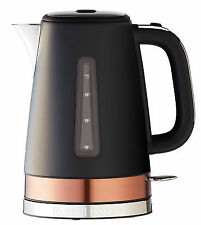 Russell Hobbs Brooklyn Kettle-Copper-Black RHK92BLK