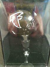 Atlanta Falcons Helmet Bottle Stopper  - Wine Stopper - NFL