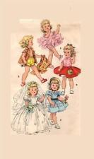 "16"" Sweet Sue Toni Walker Harriet Hubbard Ayer Revlon 4909 Doll Clothing PATTERN"
