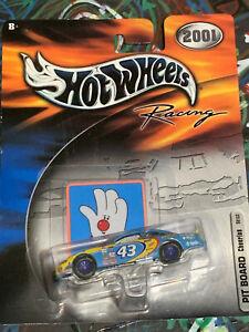 Hot Wheels Pro Racing 2001 Dodge Interpid #43 Cheerios NASCAR