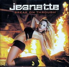 JEANETTE : BREAK ON THROUGH / 2 CD-SET (LIMITED EDITION) - TOP-ZUSTAND