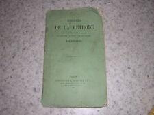 1860.discours de la méthode / descartes