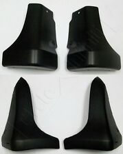 GENUINE OEM INFINITI G35 COUPE FRONT & REAR SPLASH GUARDS UNPAINTED