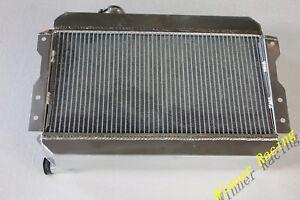 ALUMINUM RADIATOR FOR DATSUN 510 1968-1973/620 PICKUP 1972-1973 L16 M/T