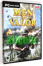 Gioco PC DVD-ROM MEN OF VALOR Vivendi Sierra 2004
