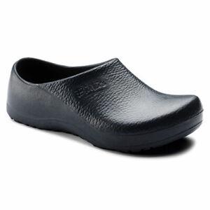 Birkenstock Profi-Birki Black slides Crocs Style Slip-On shoes