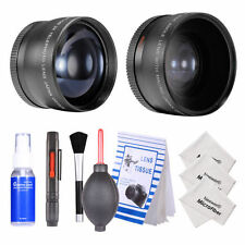 Canon EOS Camera Wide Angle Lenses 58mm Focal