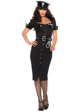 Polyester Complete Outfit Costumes Occupations for Women