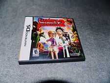 COMPLETE Cloudy With a Chance of Meatballs 2 Nintendo DS,DSI 3DS