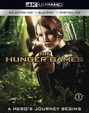 The Hunger Games 4k Ultra HD Blu-ray Region &