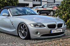 Spoilerschwert Frontspoiler aus ABS passend für BMW Z4 E85 Roadster mit ABE