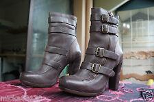 Fru.it Patty, Boots femme - Marron, 36 EU taille italienne DESTOCK