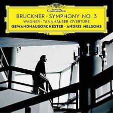 Gewandhausorchester Leipzig - Bruckner Symphony No 3 [CD]