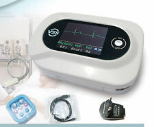 CMS-VE Visual Multi-function Electronic stethoscope ECG,SPO2,PR,Adult Probe,sale