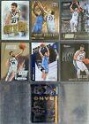 Marc Gasol (Grizzlies) 7 Basketball-Insert-Card LotTrading Card Sammlungen & Lots - 261329