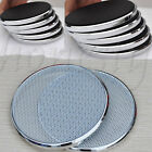2Pcs 1/2/3 inch Car Audio Speaker Cover Decorative Circle With Metal Mesh Grill