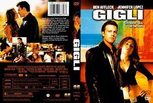 Like New WS DVD Gigli Ben Affleck Jennifer Lopez Justin Bartha Martin Brest WS
