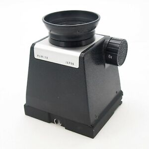 Mamiya C330 3.5x & 6x Magnifying Chimney Hood - UK Dealer