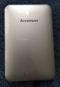 Lenovo F800 Multi-Mode WiFi Hard Drive (WiFi, 1TB Storage, Power Bank)
