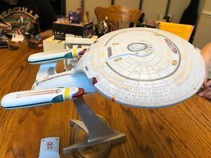Star Trek Space Talk Series U.S.S. Enterprise NCC-1701-D Ship