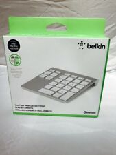 Belkin YourType Bluetooth Wireless Keypad F8T068ttAPL