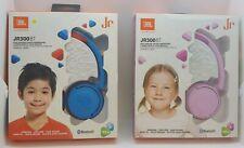 JBL JR300BT KIDS Childrens SAFETY Volume Limit Bluetooth Wireless Headphones