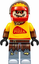 LEGO Batman Movie Pizza Delivery Scarecrow with Pizza Box Minifigure (70910)