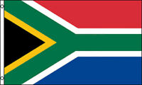 SOUTH AFRICA FLAG African Country Banner Pennant Outdoor Polyester 3x5