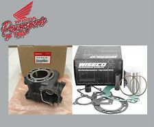 GENUINE HONDA 2003 CR125R OEM CYLINDER W/WISECO PRO HIGH PER PISTON KIT