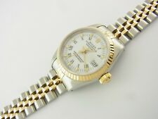 Rolex Lady Datejust 69173 Edelstahl/Gelbgold two-tone steel/gold Damenuhr watch