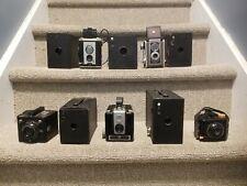 lot of 10 cameras Kodak    - full listing below