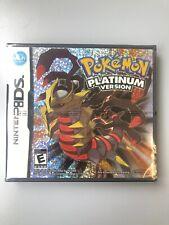 Pokemon Versione Platino Nintendo DS - Nuovo Sigillato