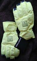 Billabong Kera Gloves women Size 8 Color Citrus