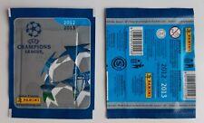 "1X PACKET PANINI CHAMPIONS LEAGUE 2012-13 pochette bustina ""CONTÉM 5 CROMOS """
