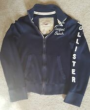 Hollister, Sweatshirt - Blue XL - Newport Beach California