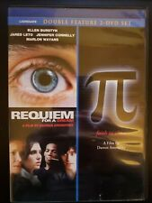 Requiem For A Dream/Faith In Chaos Dvd With Case & Art Buy 2 Get 1 Free