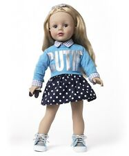 New Madame Alexander ~ Cutie ~ 18 inch Doll ~ Isaac Mizrahi