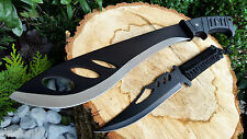 Machete +Messer Knife Bowie Buschmesser Coltello Hunting Macete Machette Couteau