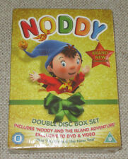 Noddy Double Disc Box Set DVD R2 Island Adventure / New Taxi  - New & Sealed