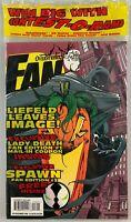 Fan Magazine #18, December 1996, + Spawn Fan Edition #3